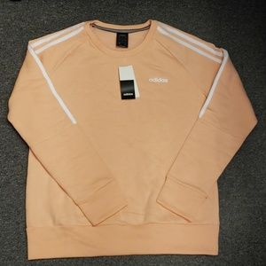 ♥️ NWT Women's Adidas active pullover size L